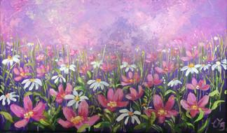 The Pink Garden £295
