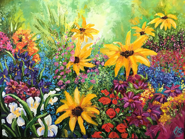 The Flower Market £850