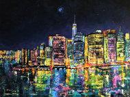 City under the Moon £650