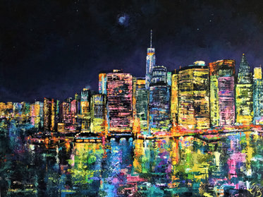City under the Moon £650