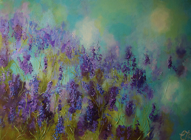 A memory of Lavender