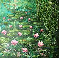 Waterlillies no 4