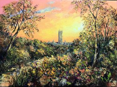 A Pilgrim Sunset £550