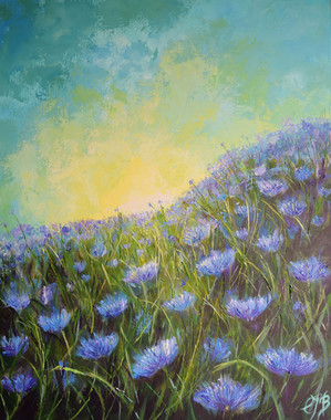 Blue horizon  £400