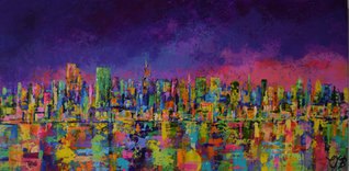 City on the Edge SOLD