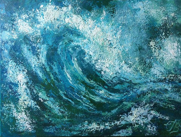 Wave study no3