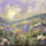 A Moorland  Landscape no2 £175