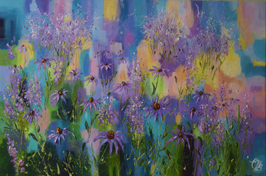 Return to the Purple Meadow  £580