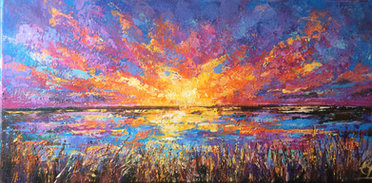 Spectacular Sunset SOLD