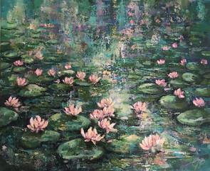 Lilly Pond no2 £500