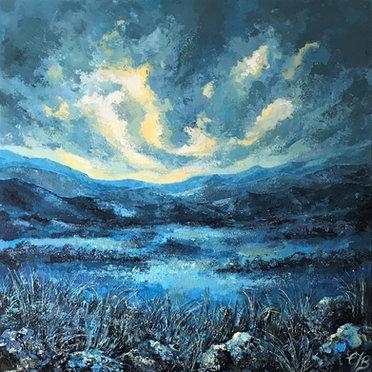 Blue Mist £1400