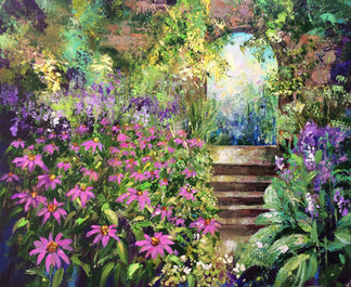 The Walled Garden £450