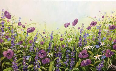 Purple Meadow £325