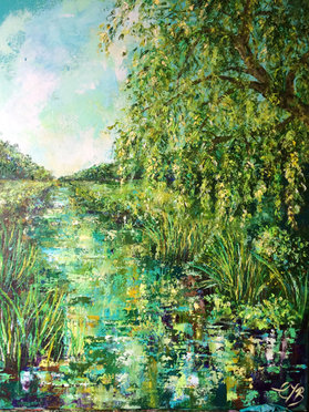Tales of the the Riverbank SOLD