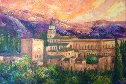Granada Sunset £600