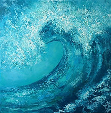 Wave study no2 £225