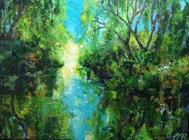 Colours of the River £500