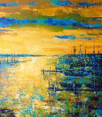 Estuary Blue SOLD