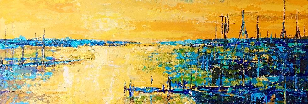Estuary Blue