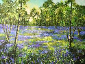 Bluebell Wood £750