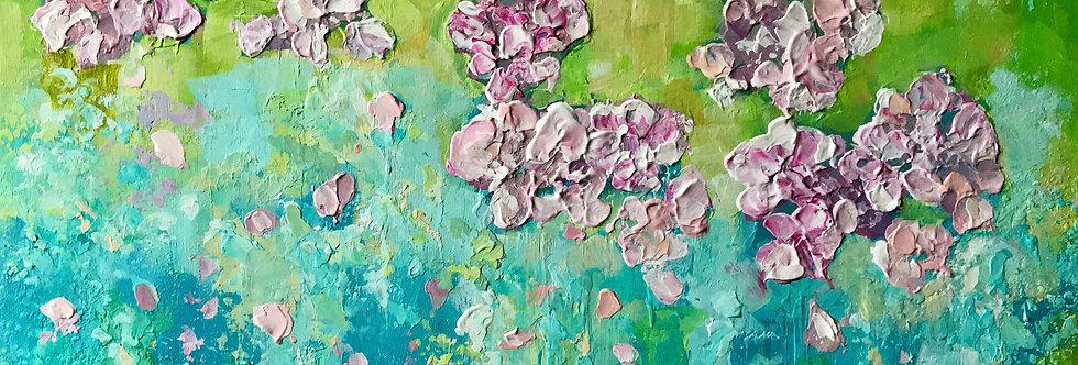 Blossoms in the Rain