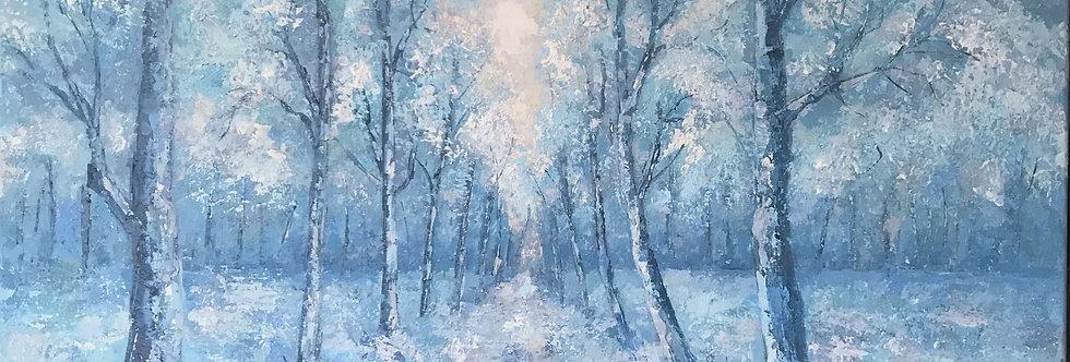 The Snow trees