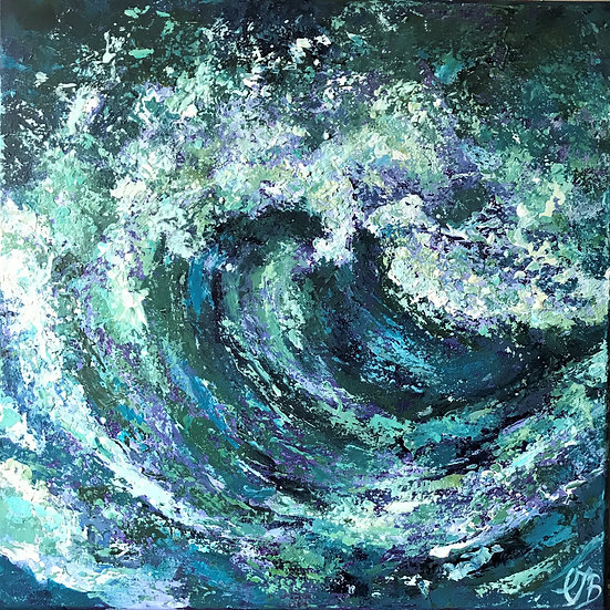 Wave Study no 5
