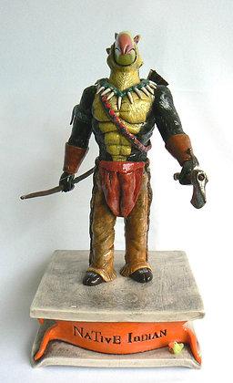 Native Indian Toucan