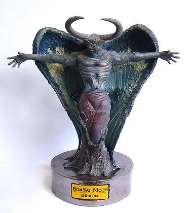 Bonsai Moth Demon