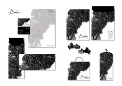 Burke Couture-Logo & Kurumsal kimlik