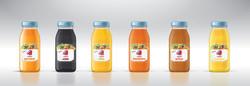 Elefantino-Çocuklar için meyve suyu