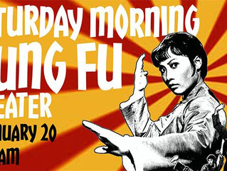 Saturday Morning Kung Fu