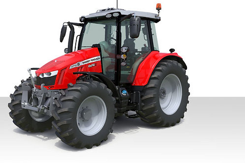 New Massey Ferguson 5700 S | 95-130 HP
