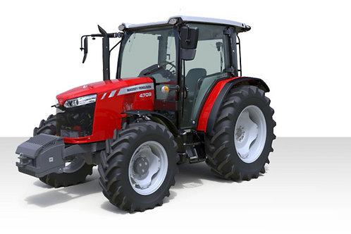 New Massey Ferguson 4700 | 75-95 HP