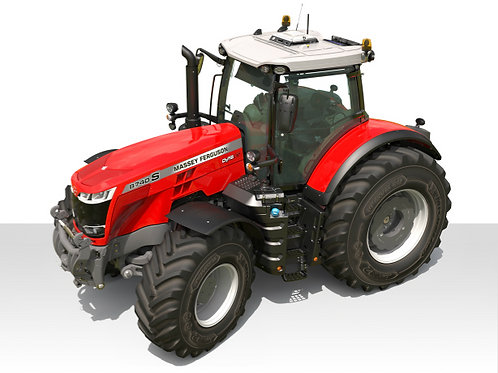 New Massey Ferguson 8700 S | 270-405 HP