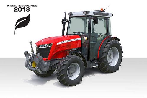 New Massey Ferguson 3700 | 75-105 HP