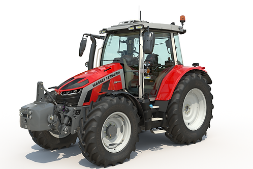 New Massey Ferguson 5S | 105-145 HP