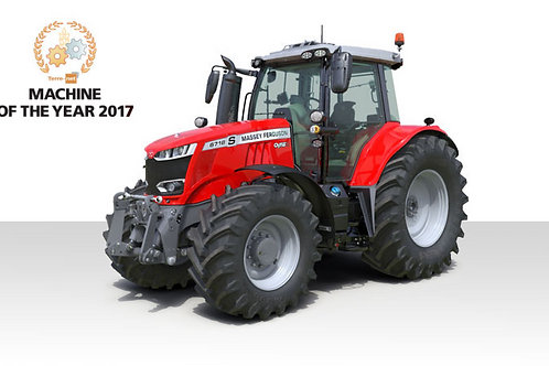 New Massey Ferguson 6700 S | 120-200 HP