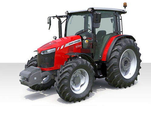 New Massey Ferguson 5700 Dyna-4 | 85-110 HP