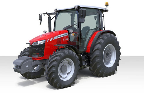 New Massey Ferguson 5700 | 100-110 HP