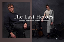 The Last Heroes - Joel Esposito -1