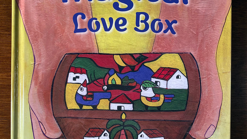 """Magical Love Box"" signed children's Book"