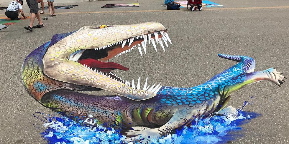 Borderline Chalk Festival