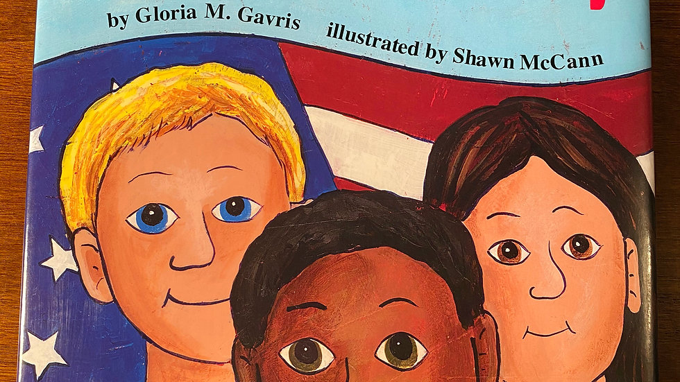 """""""E is for Election Day"""" signed book (hardcover)"""