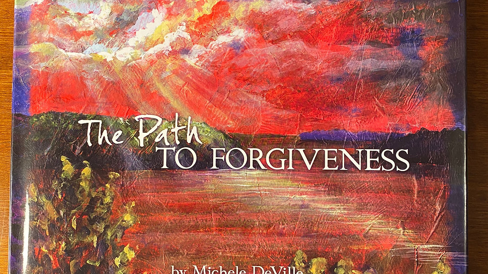 """Path to Forgiveness"" signed gift book"