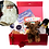 Thumbnail: Deluxe Christmas Eve Box (filled) - contents for TWO children