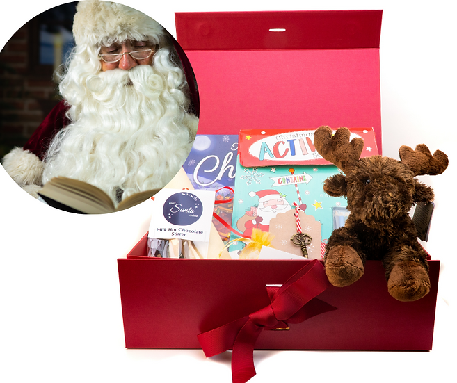 Deluxe Christmas Eve Box (filled) - contents for ONE child
