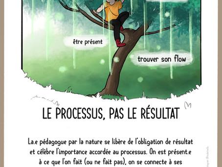 🐸✨🍃 Point-clé de PPN n°4 : Le processus, pas le résultat 🍃✨🐸