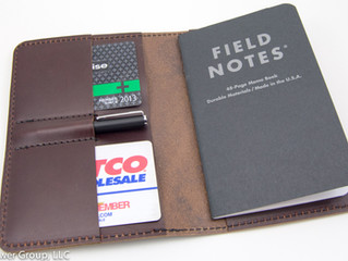Field Notes Cover Giveaway
