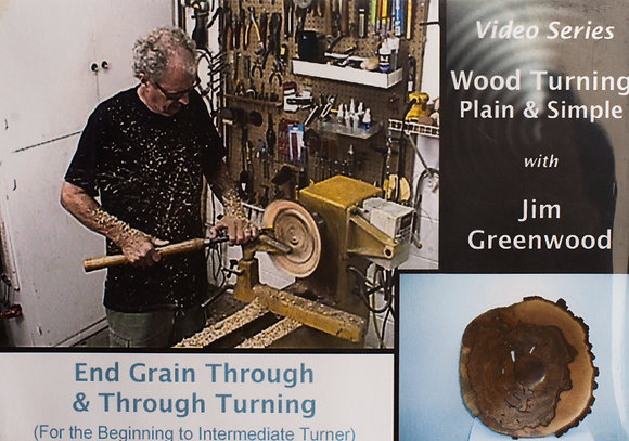 End Grain Through & Through Turning - Series 2